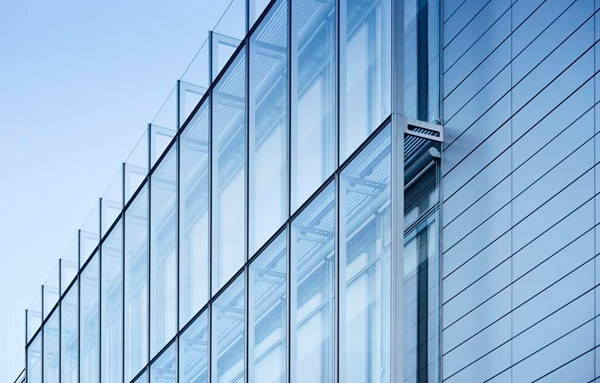 Curtain Wall Structural Glazing Strong Home Aluminium